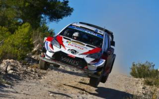 WRCスペイン:豊田章男チーム総代表「オーストラリアも絶対に勝とう」コメント全文