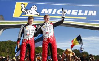 WRCスペイン:タナック「これまでの様々な苦難が役に立った」イベント後記者会見