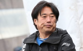 JN1チャンピオン決定の新井敏弘「走る姿を見せられずに残念」