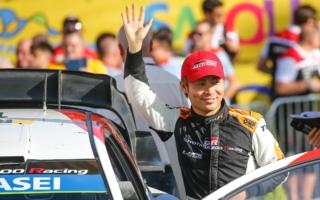 WRCスペイン:39位完走の勝田「今後につなぐことができた一戦となりました」