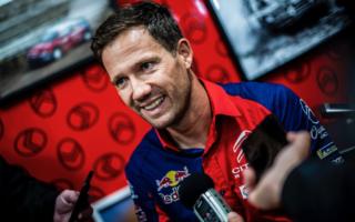 WRCラリーGB:オジエ「眼中に入れているのはオィットだけ」プレ会見