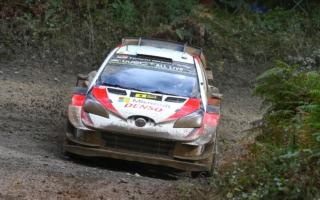 【速報】WRCラリーGB:タナックが今季勝率5割となる6勝目
