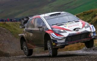 WRCラリーGB:山場の競技3日目、トヨタのタナックが首位堅持