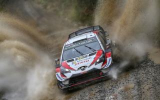 WRCラリーGB:競技3日目、タナックが安定した走りで首位を堅持。ミークは総合4位につける