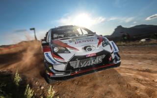 WRCスペイン:シーズン唯一のミックスサーフェス・ラリー初日、グラベルステージでミークが総合4位につける