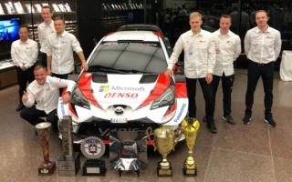 トヨタがシーズンエンド取材会を開催「2020年はあらためてトリプルタイトルを狙いたい」