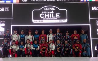 WRCチリ、国民投票と重なり2020年の開催をキャンセル