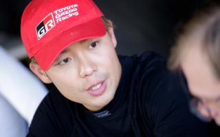 セントラルラリー:SS3を終えてヤリスWRCの勝田貴元が首位独走、国内格式部門は鎌田卓麻がリード