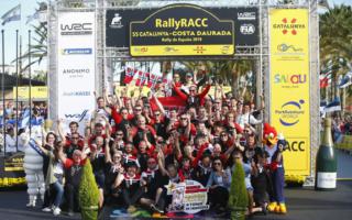 WRCオーストラリア:豊田章男チーム総代表「全タイトル獲得の目標は一年後、日本で」コメント全文