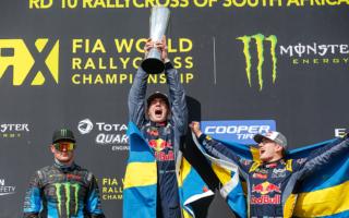 世界RX南アフリカ:ティミー・ハンセンが初タイトルを獲得
