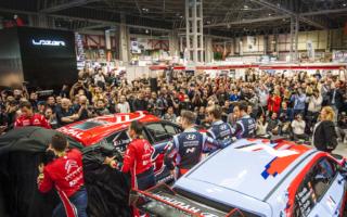 WRCプロモーター、公式ローンチの開催を断念