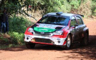 WRCカレンダー入りを目指すパラグアイを大統領が支援