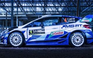 Mスポーツ・フォードが新カラーリングを公開、デルクールのコスワースからインスパイア