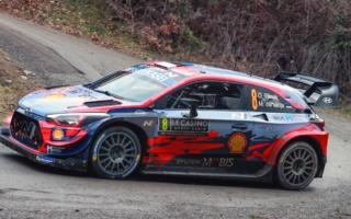 WRCモンテカルロ:タナックがSS4でクラッシュ、検査のために病院へ搬送