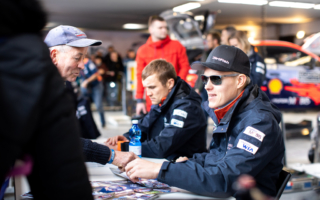 WRCモンテカルロ:タナック/ヤルベオヤ続報。状況について主催者が発表