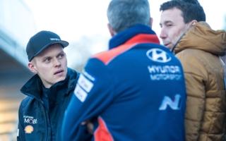 WRCモンテカルロ:タナック「ラリーではよくあること。自信をなくすなんてこともないよ」