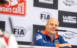 WRCモンテカルロ:アダモ「新しいガールフレンドができたような気分」プレ会見