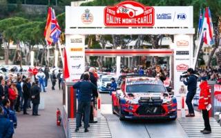 モンテカルロ:2020年シーズンが開幕。競技初日はヌービルが首位、勝田は12番手