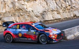 WRCモンテカルロ:ヒュンダイのヌービルが4連続ベストで逆転優勝。勝田は7位