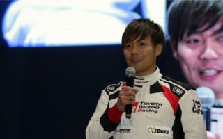WRC8戦に参戦の勝田貴元「いつかこの3人と同じところで争えるように」