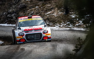 WRCモンテカルロ:WRC2とWRC3はシトロエン勢が勝利