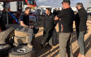 MHのWorld Rally News:ミーク、次のキャリアはダカール?
