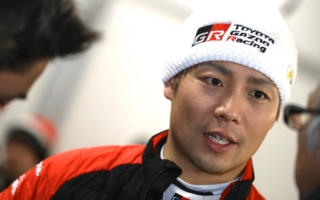 WRCモンテカルロ:7番手の勝田「落ち着いて自分のやることに集中する」