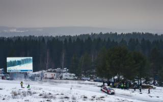 暖冬のラリースウェーデン、開催に向けて必死に準備中