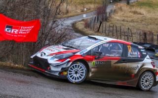 WRCモンテカルロ:波乱の競技2日目を終えトヨタが1-2体制。勝田は7番手