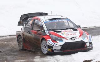 WRCモンテカルロ:競技3日目、エバンスvsオジエの白熱バトル。勝田は7番手
