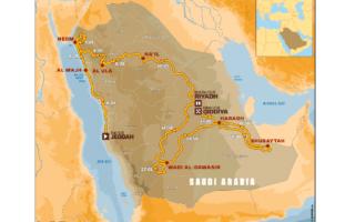2020年大会のダカールは史上初のサウジアラビア開催