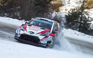 WRCモンテカルロ:トヨタ新加入のオジエ、エバンス、ロバンペラが2020年仕様のヤリスWRCで伝統の1戦に出場
