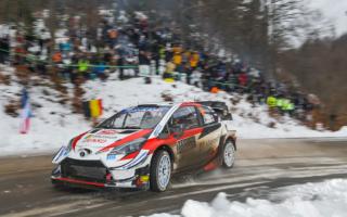 WRCスウェーデン:トヨタ、過去3戦2勝中のフルスノーイベントで今年も表彰台の頂点を目指す