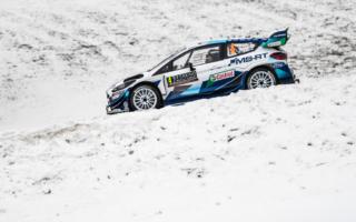異例の温暖スウェーデンに挑むMスポーツ・フォード。ふたりのドライバーにとって得意のイベント