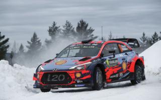 WRCスウェーデン、ヒュンダイのヌービルは通算3連勝を狙う