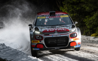 WRCスウェーデン:WRC2部門はオストベルグが今季2勝目
