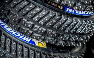 ミシュラン「大半がダートになるとスタッドタイヤには厳しい」