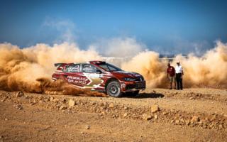 MHのWorld Rally News:中東選手権開幕戦でアル−アティヤが完全優勝。ラトバラはマシンカラーリングを公開