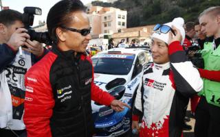 トヨタ、勝田に続く若手ラリードライバー育成へ。全日本ラリーには眞貝を継続起用