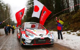 WRCスウェーデン:豊田章男「今回のスウェーデンでは、ひとつだけ残念なことも」コメント全文