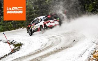 WRCスウェーデン:デイ2ハイライト動画まとめ