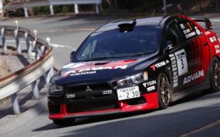 全日本ラリー新城:唯一の三菱車で奴田原文雄が今季初優勝