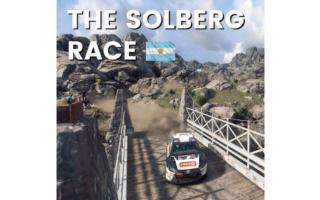オリバー・ソルベルグ主催のDirt Rally 2.0「ソルベルグレース」が開催中