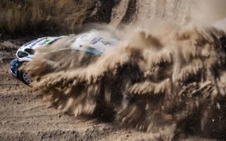 WRCメキシコで出火のラッピ「アクシデントのたびにひとつ賢くなれる」