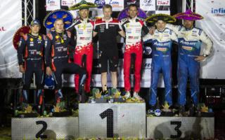 WRCメキシコ:リンドストローム「全てのミスから学んできた」イベント後記者会見
