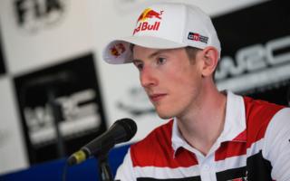 WRCメキシコ:エバンス「暑さに慣れるのが精いっぱい」プレ会見