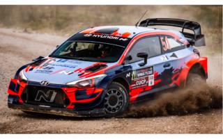 ヒュンダイがポルトガル選手権にWRカーで参戦、タナック車には新エアロも