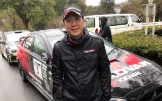 全日本ラリー新城:SS3を終えてランサーの奴田原が10.6秒差の首位