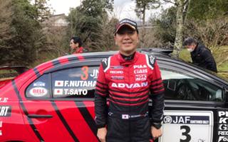 全日本ラリー新城:勝田がSS1でリタイア、初日を終えて奴田原が新井敏弘に4.6秒差の首位