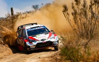 WRCメキシコ:日程短縮で最終日となった競技3日目を終え、オジエが今季初勝利